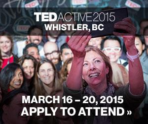 TEDActive 2015