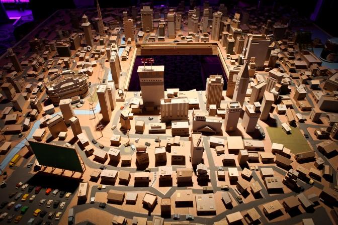 TEDActive 2012 Paper City 2.0