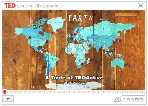 Taste of TEDActive