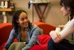 Lisa Lucas, publisher of Guernica, talks to Lisa LaBracio, one of the TED-Ed animators