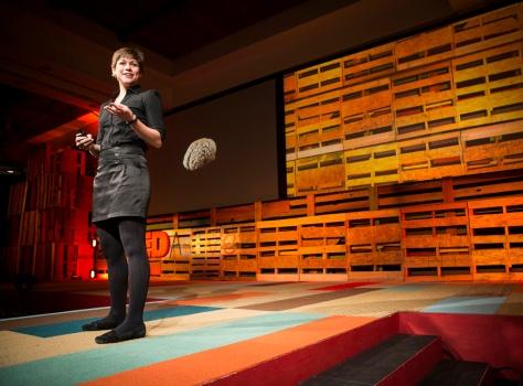 Amy Robinson at TEDActive