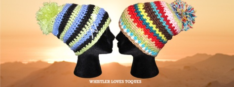 Cool toques. Photo from whistler.com