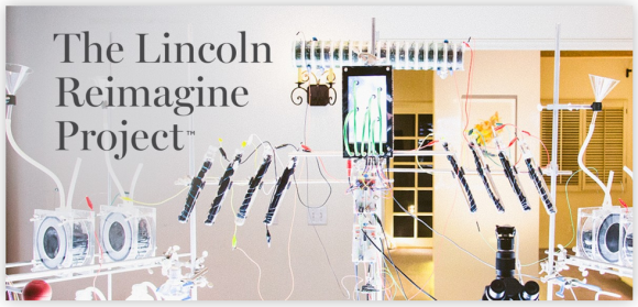 The Lincoln Reimagine Project is launched! Click through for more info.