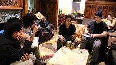 RISD students brainstorm ideas