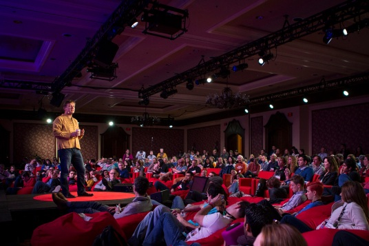 Chris Anderson at TEDActive 2014