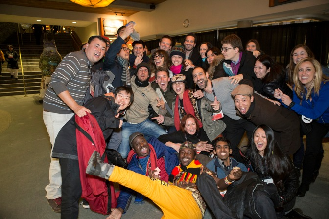 There are no strangers: Why TEDActive is about the people
