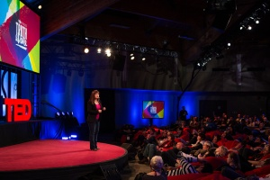 Photo: Marla Aufmuth/TED