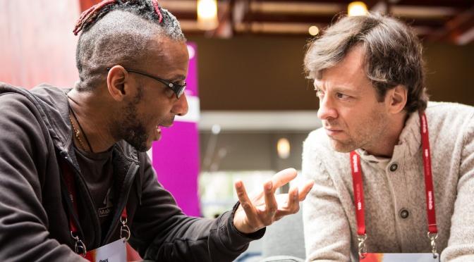 Onyx Ashanti talks to Joshua Prager
