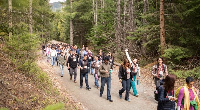 A TEDActive Talk and A Nature Walk